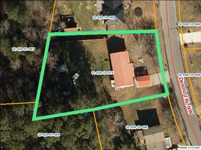 Parcel Details on desoto zoning map, desoto county map, desoto parish line map, desoto parish school zone map, desoto traffic map,